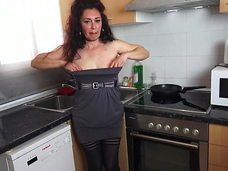 Asian mature sex curly