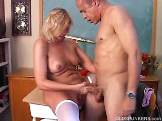 Made Busty mature cougars sex understood not