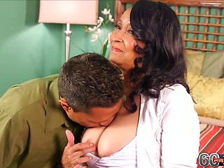 Oral mature sex woman