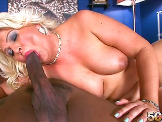 Hot mom sex black cock for that